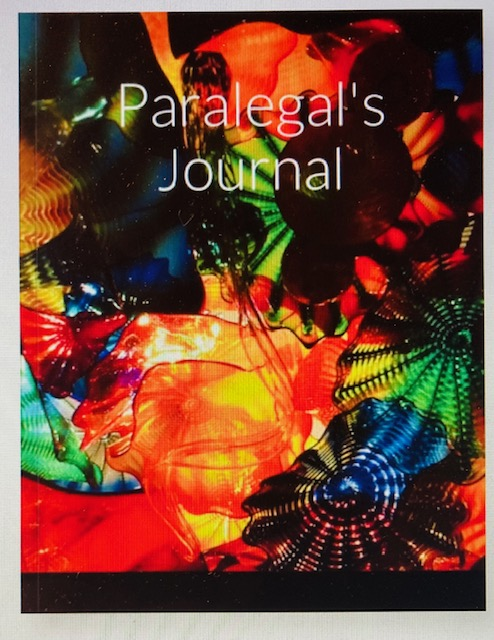 Paralegal's Journal Cover 2020